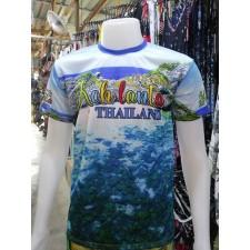 Lanta shirt sport blue fashion