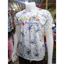 Lanta shirt blue 3 cotton fashion