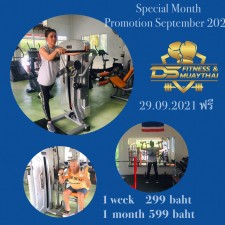 Promotion 599 only this month