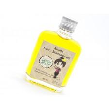 Massage oil Lemonglass